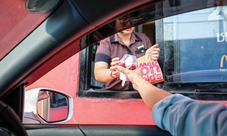 Drive Thrus Account for 42 Percent of All Restaurant Visits