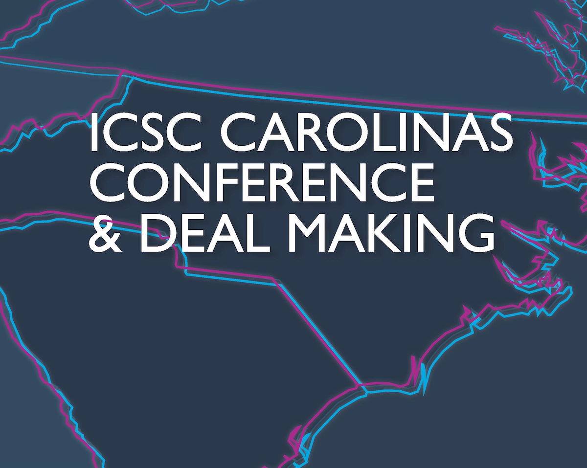 Schedule an Appointment with eSite Analytics @ ICSC Carolinas or Mid-Atlantic