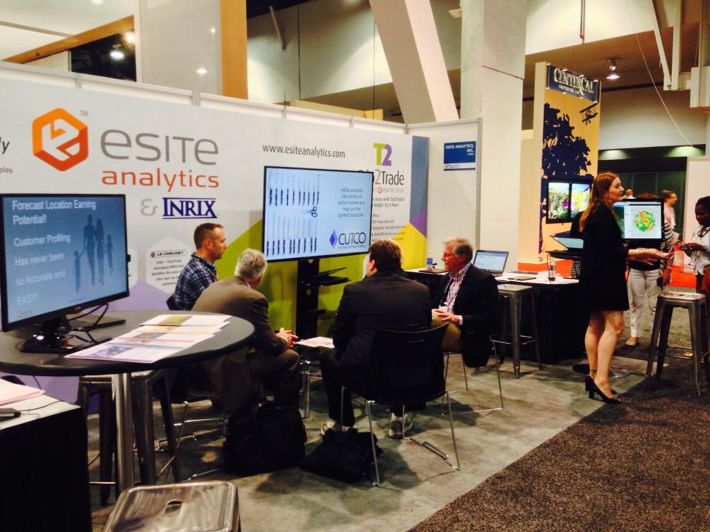 eSite Analytics at RECon