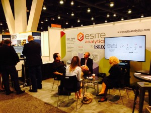 eSite Analytics RECon Booth