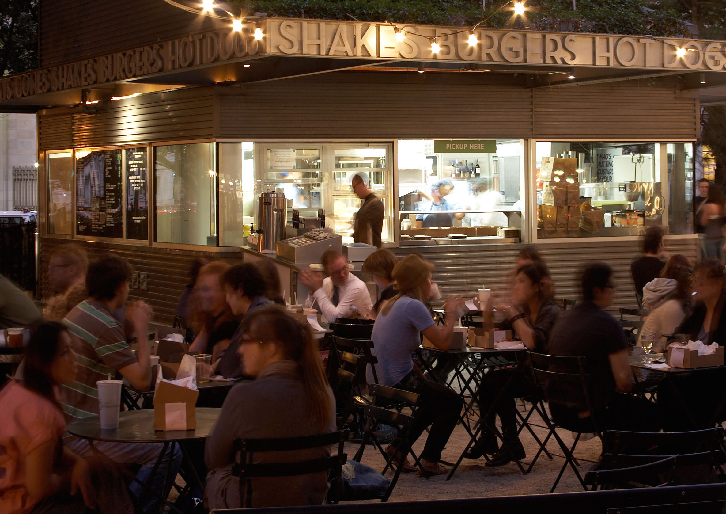 eSite Analytics Client Shake Shack Featured on Market Place