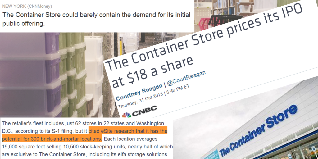 container-store-ipo